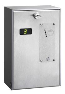Münzautomaten von Beckmann